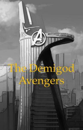 The Demigod Avengers by Jill1024