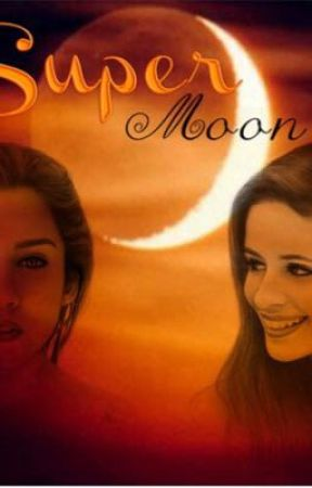 Super Moon by Brookeflop