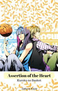 Kuroko no Basket: Assertion of the Heart cover
