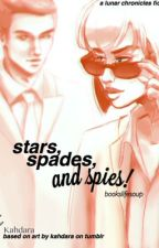 Stars, Spades, and Spies! by bookslifesoup