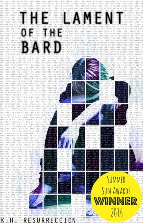 The Lament of the Bard by KHResurreccion