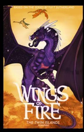 The Twin Islands-Wings of Fire by romeraki