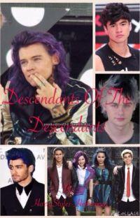 Descendants of the Descendants [1D&5SOS] (RIP Cameron) cover