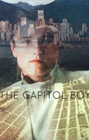 The Capitol Boy by bookshavekilledme