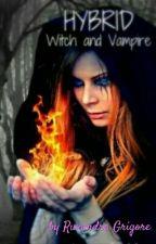 The Hybrid: Vampire-Witch by RuxandraCristinaGrig