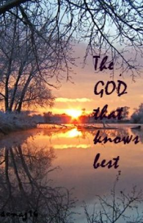 """""""The Great GOD that knows best"""" by semaj16"""