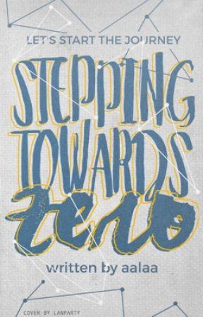 Stepping Towards Zero | ✓ by cielelas