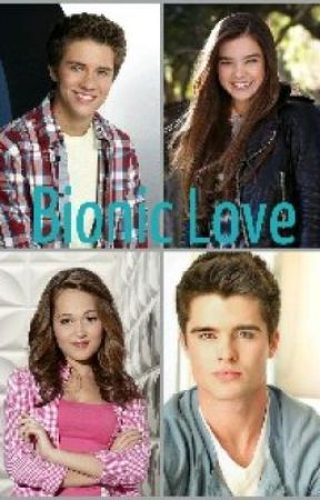 Bionic Love (A Chase Davenport/Lab Rats Love Story) by red_hair_chick