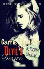 Devil's Desire (18+) by CarrieLaunsher