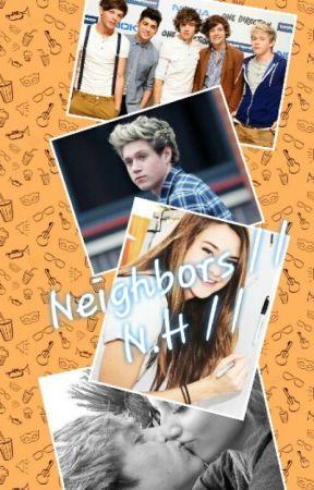 Neighbors // N.H // by Jessicahoran16
