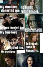 HP vs Twilight by Silverkitty77
