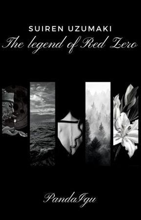 [Zawieszona] Suiren Uzumaki - The legend of red zero by PandaIgu