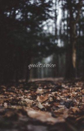 quiet voice by eunxia-
