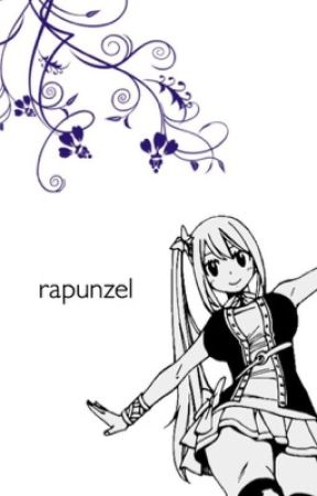 Fairy Tail: Rapunzel by TheKonfusingKK