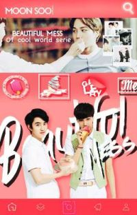 Beautiful Mess  [KaiSoo] -Cool World Serie- cover