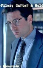 X-Files; Carter and Mulder by Pinkentzin