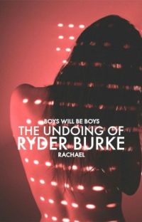 The Undoing of Ryder Burke cover