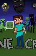Stuck in Minecraft!Minecraft Mobs x reader by ghosteevees