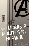 Avengers 7 Minutes in Heaven! cover