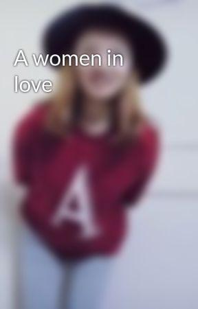 A women in love by chaerin12311