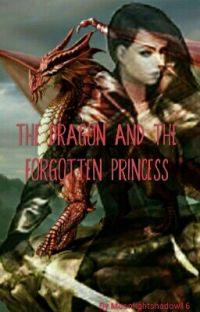 The dragon and the Forgotten princess cover