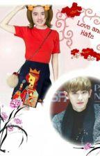 love & hate by YaminEXO