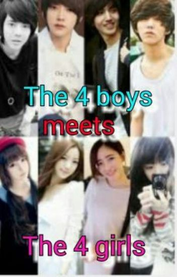 4 Girls Meets The Four Bad Boys