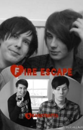 Fire Escape [Phan] by Devastratta