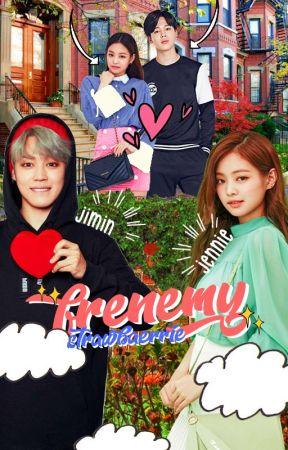 Frenemy by strawbaerrie