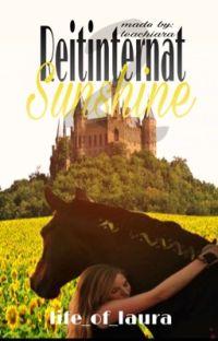 Reitinternat Sunshine 2-Pferde fliegen ohne Flügel cover