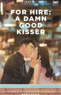 For Hire: A Damn Good Kisser (PUBLISHED) cover
