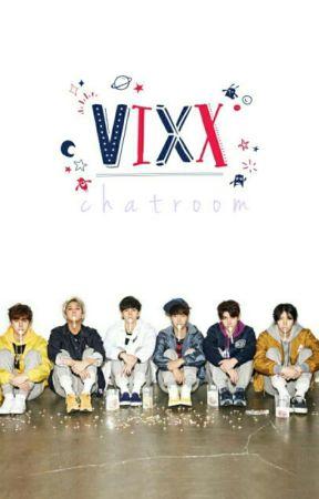 VIXX Chatroom by keken_0406