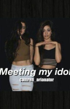 Meeting My Idol | (Camren) by camren_arianator