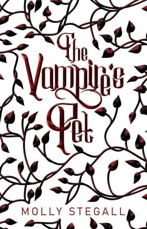 The Vampire's Pet (Published) Book 1 and 2 by molly_grace_s