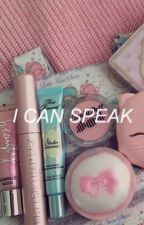 i can speak by fujimiyasakura