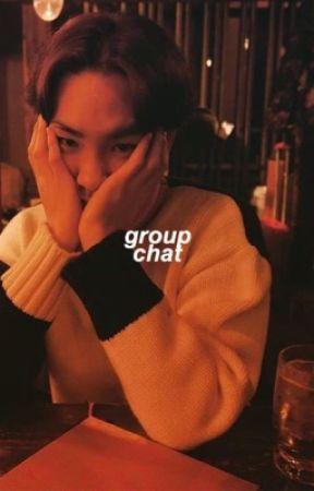 group chat ー shinee  by realjonghyun90