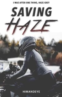 Saving Haze cover
