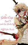 Golden cage /Bill cipher X reader/ cover