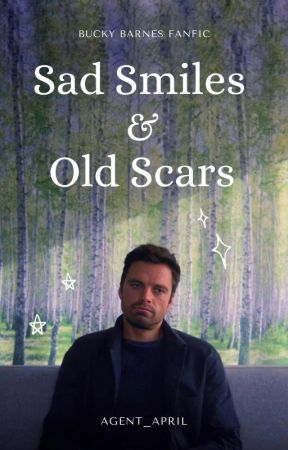 Sad Smiles & Old Scars {Bucky Barnes/TWS} by agent_april
