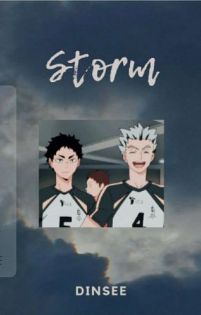 The Storm (Bokuto x Akaashi) by dinsee