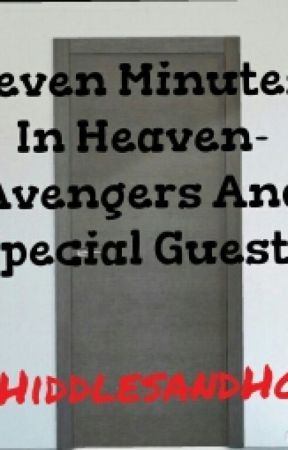 Seven Minutes In Heaven- Avengers by DevotedDallon