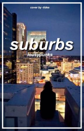 suburbs // luke hemmings short story by lousypunks