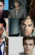 Hunters and Vampires by Stefan__Salvatore