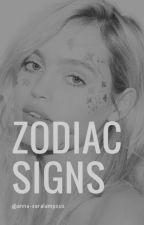 Zodiac Signs-Ζώδια by anna-xaralampous