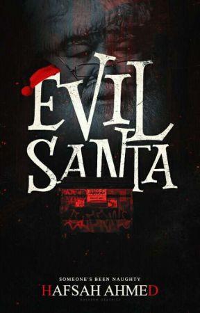 Evil Santa by Gemie_Gem