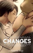 Changes-Levi X pregnant reader by Amelia_May