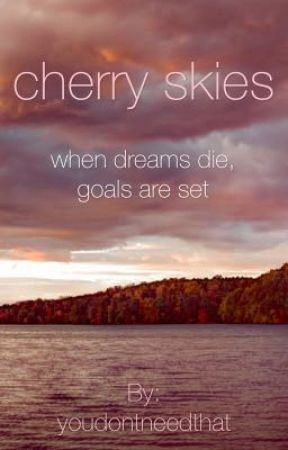 cherry skies by lirhus