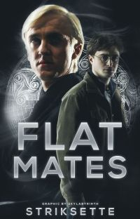 Flatmates (drarry) cover