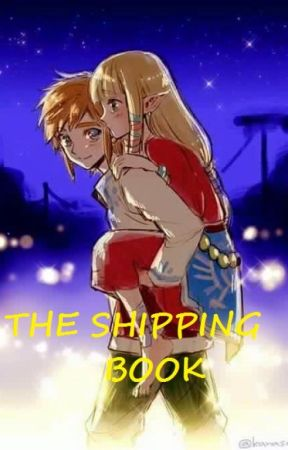 The Shipping Book by RebelRocker15