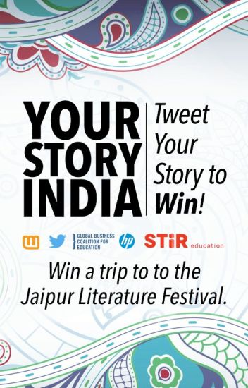 Tweet Your Story to Win!